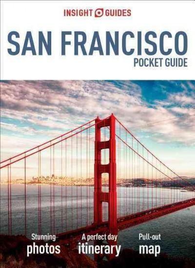 Insight Guides San Francisco: Pocket Guide, Blue