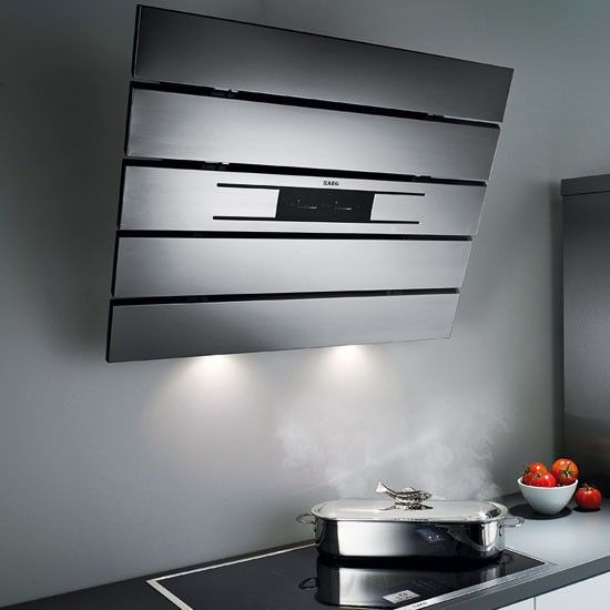 Marvelous Really Funky, Modern, Kitchen Induction Hob Cooker And Extractor Hood |  Kitchen | Pinterest | Extractor Hood, Kitchens And Modern