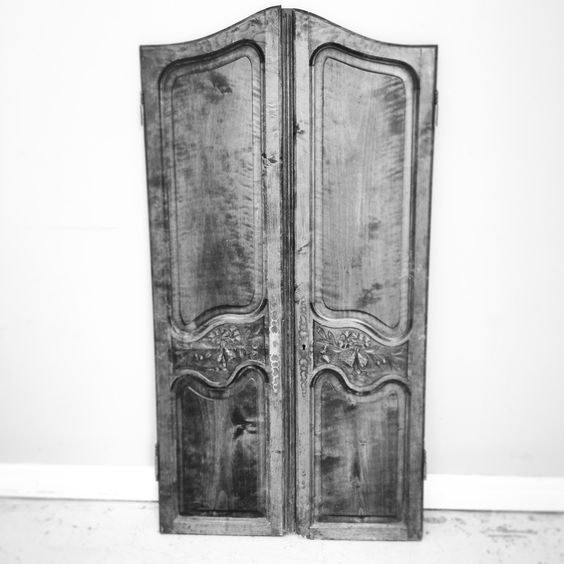 Old French doors / frenchfinds.co.uk