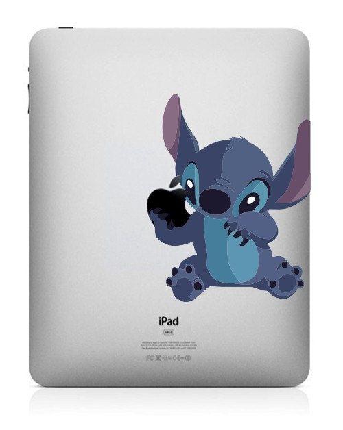 Cute Stitch --- iPad Decal Mac Decal Macbook Decals Macbook ...