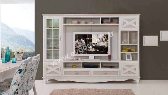 Ceylin Country Tv Ünitesi Evgör Mobilya Ev Dekorasyon #Ceylin #Country #Tv #unitesi #Evgor #Mobilya #Ev #Dekorasyon #home #decoration #design #tv #sets #units