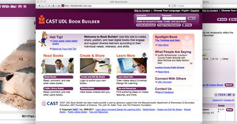 This free online tool enables educators to develop their own digital books to support reading instruction for children aged 3 and up. Teachers create, edit, and save resource-rich texts. Terry, an animated character, guides educators as they write text, choose images, and develop scripts for the prompts, hints, and models that will help build young readers' skills.