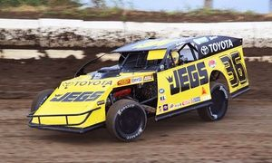 Groupon - 3-Lap Ride-Along or 10- or 15-Lap Driving Session with Kenny Wallace Dirt Racing Experience (Up to 55% Off) in Multiple Locations. Groupon deal price: $64