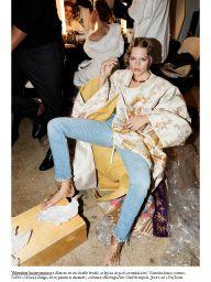 Vogue Paris 968 Juin-Juillet 2016: Backstage