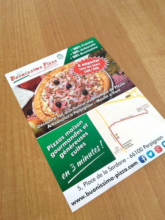 Distribution des flyers à l'UPVD de Perpignan !