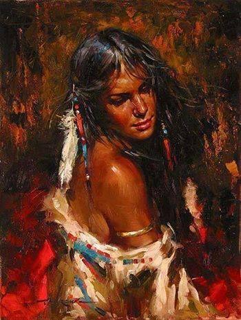 Imagem Página  I love Amérindiens - Facebook