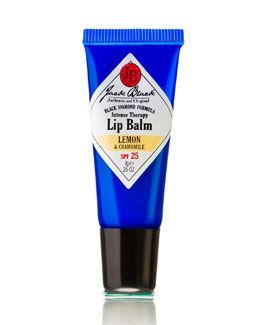 Jack Black Black Diamond Formula Intense Therapy Lip Balm SPF 25