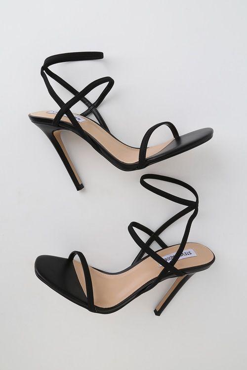 vegan heeled sandals