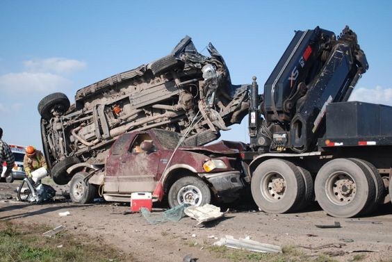 UPDATE: Three killed in horrific eight car smash-up at Gillette-area construction zone