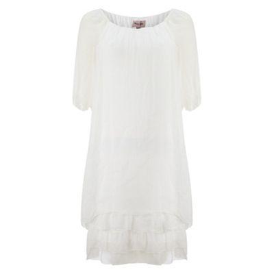 Phase 8 white dress