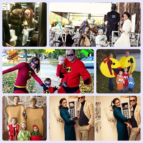 Disfraces originales para grupos halloween - Disfraces halloween caseros ...