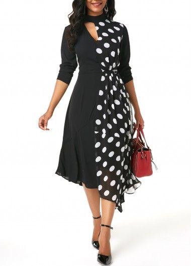 Fresh Polka Dot Dresses