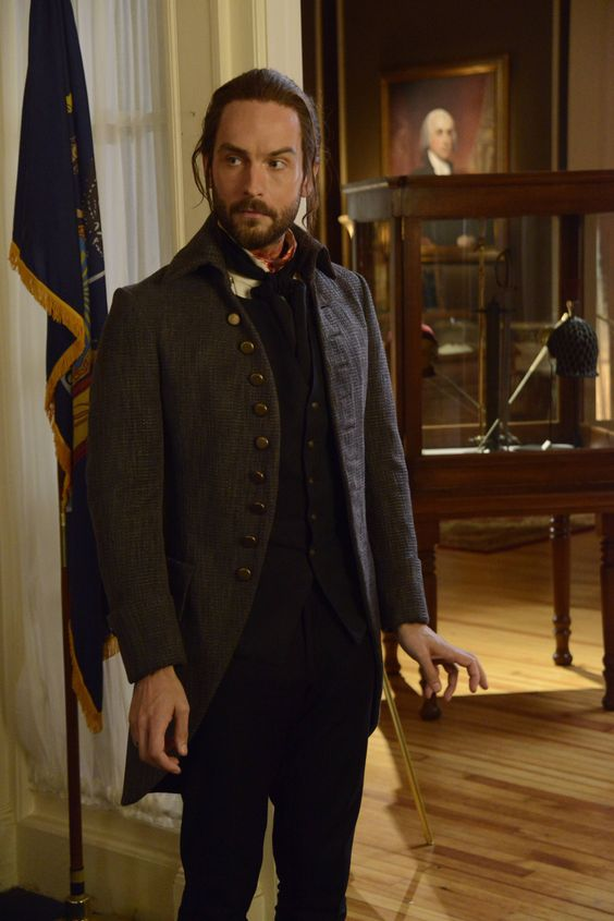 Another mystery lurks in Sleepy Hollow TONIGHT at 9/8c on FOX.