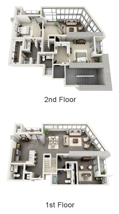 1600 Vine Floor Plans House Layout Plans Sims House Design Luxury Apartment Floor Plan