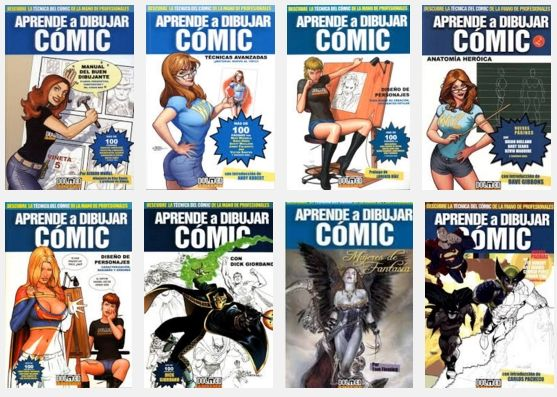 Aprende A Dibujar Comic 10 Volumenes Pdf 2018 Actualizado C Download City Aprende A Dibujar Comic Dibujar Comic Aprender A Dibujar