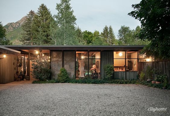 mid century modern architecture | Mid-Century | DeSign of the Times | cityhomeCollective: