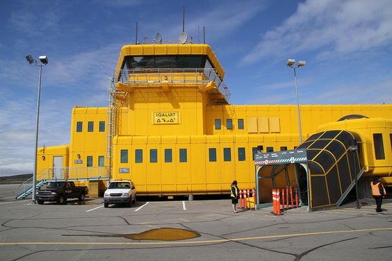 airport for nunavut