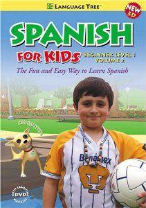 Amazon.com: Spanish for Kids: Learn Spanish Beginner Level 1 Volume 2: Spanish for Kids-Beginner Level 1, Justin Isfeld: Movies & TV
