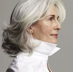 awesome SILVER hairstyles pictures //  #Hairstyles #pictures #SILVER