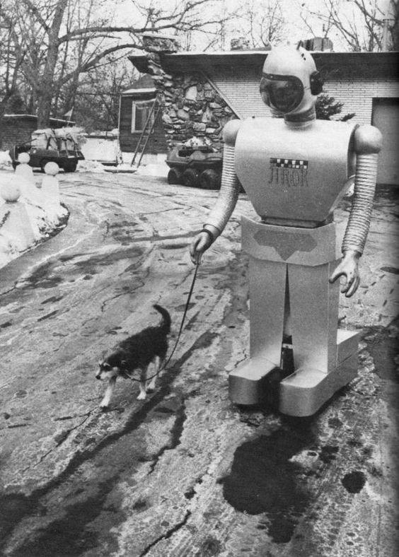 Arok the robot