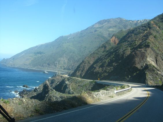 This is what to expect while driving the PCH: Favorite Places, Honey Moon, Places Spaces, Moon Plans