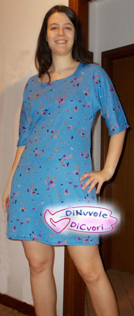 Wear Everywhere Dress www.so-sew-easy.com cartamodello di vestito gratuito con istruzioni tradotte in italiano!