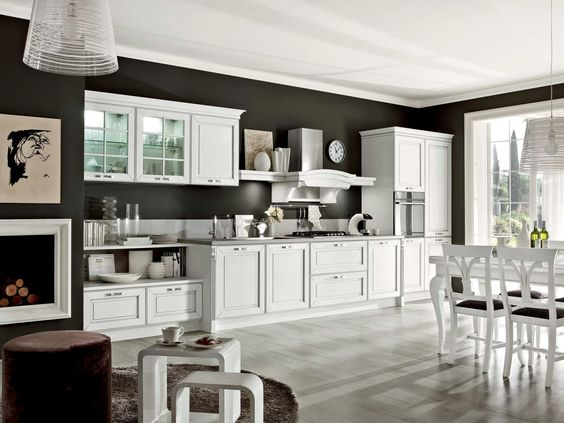 stosa dolcevita tutto il fascino e il lusso delle cucine classiche in vero legno di