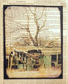 paintings on book pages - Google Search