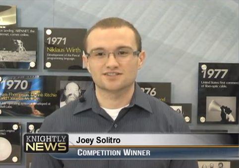 Winner of the Motley Fool Campus Challenge: Joseph Solitro | Her Campus UCF