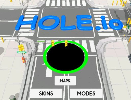 Hole Io Entertaining Games Online Games Games