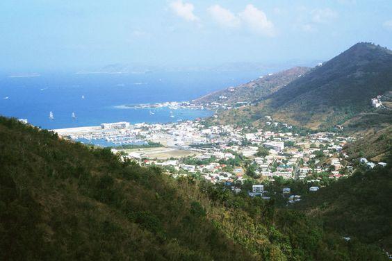Britische Jungferninseln, Karibik