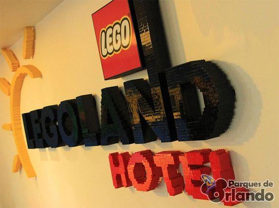 #LEGOLANDHotel #LEGOLANDFlorida  As reservas já estão abertas para 2015.