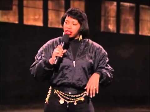"""Adele Givens  classic Def comedy Jam """"Real Women"""""""
