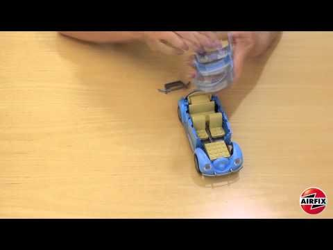 J6015 QUICK BUILD VW Beetle COMING SOON - YouTube