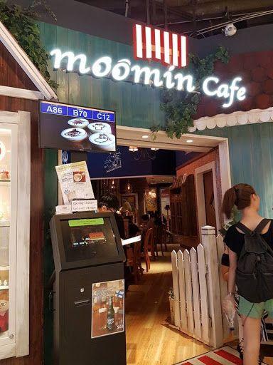 K-in-HongKong: Moomin Cafe, Harbour City