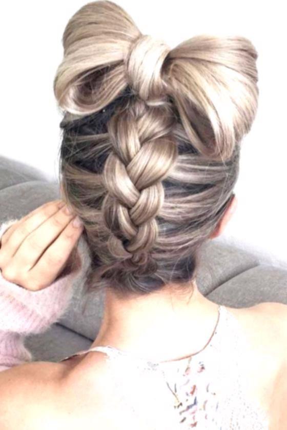 Anleitung Einfach Frisurfestlich Frisuren Haar Anleitung Einfach Frisurfestlich Fris In 2020 Cool Braid Hairstyles Easy Hairstyles Long Hair Styles