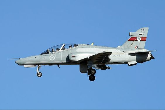 RAAF's Hawk 127 lead-in fighter completes 100,000 flying hours.