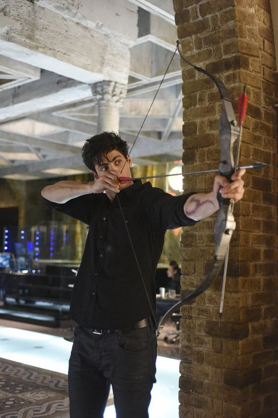 Alec in Bad Blood