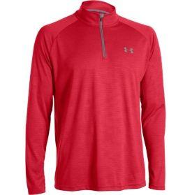 Under Armour Men's UA Tech Quarter Zip Long Sleeve Shirt - Dick's Sporting Goods