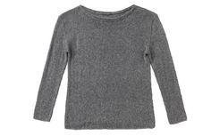 Dieser Kaschmir-Pullover ist schlicht und schön, glatt rechts gestrickt und mit Rundausschnitt. Den können auch Anfänger stricken.