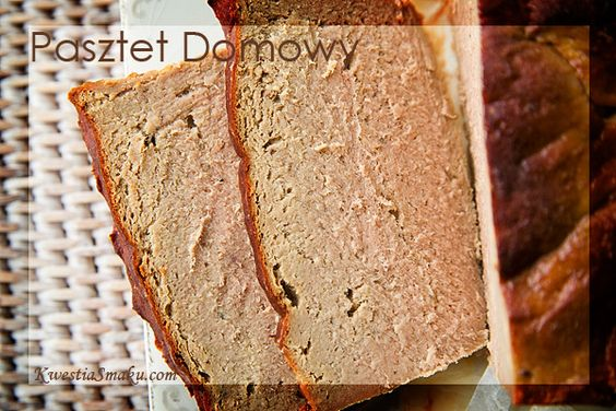 Pasztet domowy: Najlepszy Pasztet, Domowy Pasztet, Deli Meat, Pasztet Mięsny, Meat Dishes, Polish Recipe, Pate Pasztet