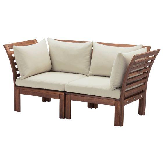 Gavino Sofa Couch Ecksofa mittelgrau B 244 cm / T 180 cm / H 83 cm ...