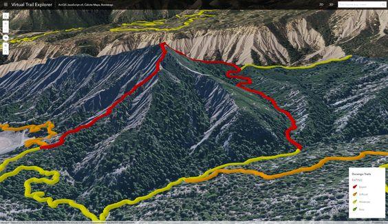 Durango Trail Finder