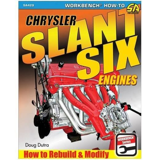 Slant Six Intake Manifold Chrysler Engineering Engines For Sale