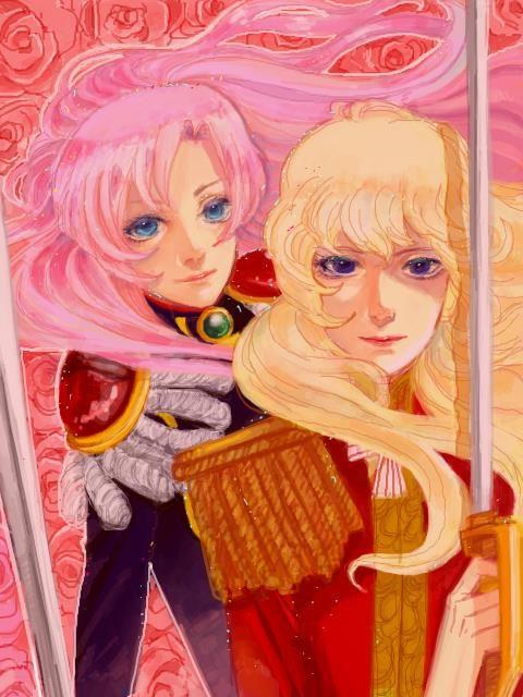 Utena & Lady Oscar