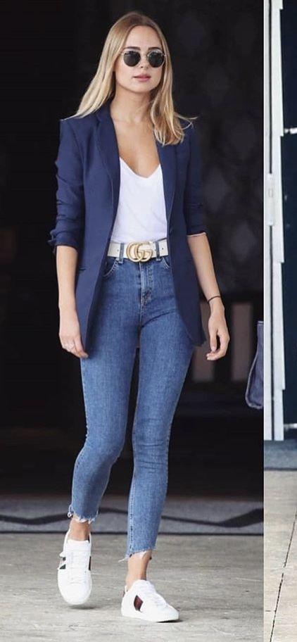 preámbulo Tentación cinta  Pin de Xandra Cedeira en Fashion | Ropa sport elegante mujer, Moda ropa de  trabajo, Moda casual mujer