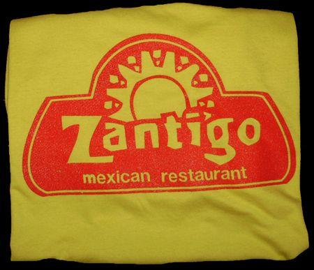 Zantigo.  Killed by Taco Bell in 1986.