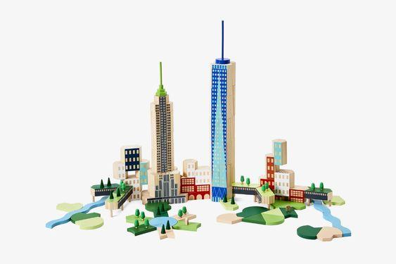Areaware | Blockitecture® | Architect Building Blocks