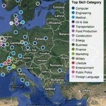 Linkedin lance une app qui cartographie les compétences IT I Véronique Arène