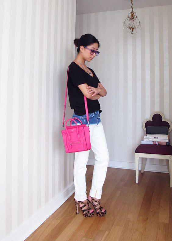 celine mini pink - Pink celine nano bag   Fashion   Pinterest   Nano Bag, Celine and Bags